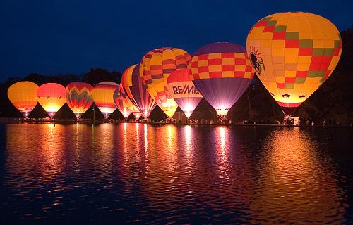 Louisville's Balloon Glow