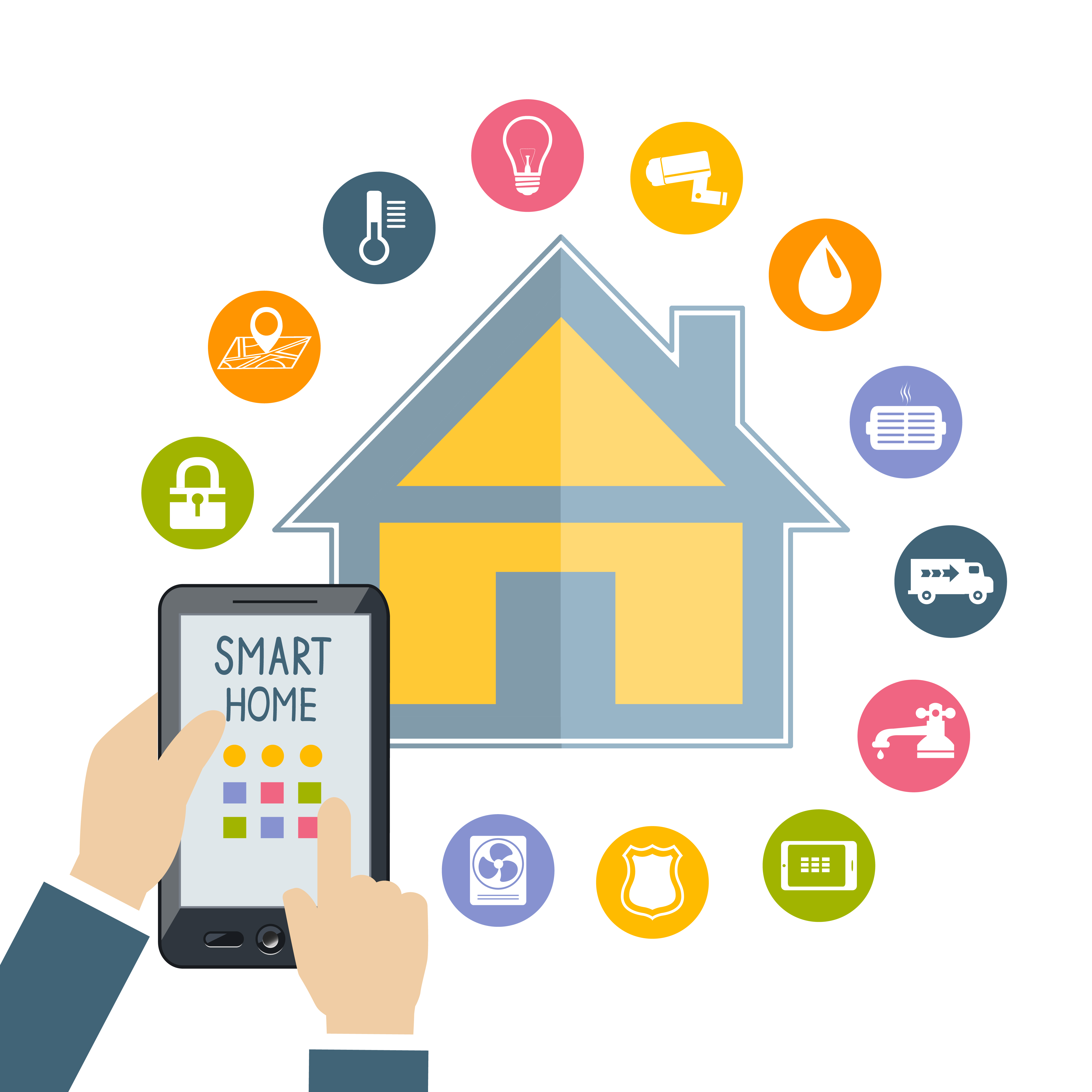 Louisville Smart Home