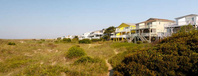 North Carolina Beach Homes