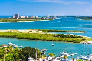 Orlando beach homes
