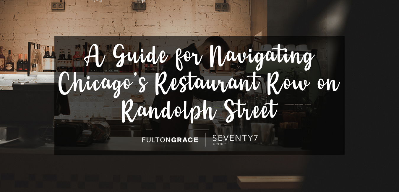 Restaurant Row Chicago