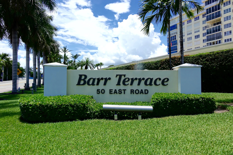 barr terrace entryway
