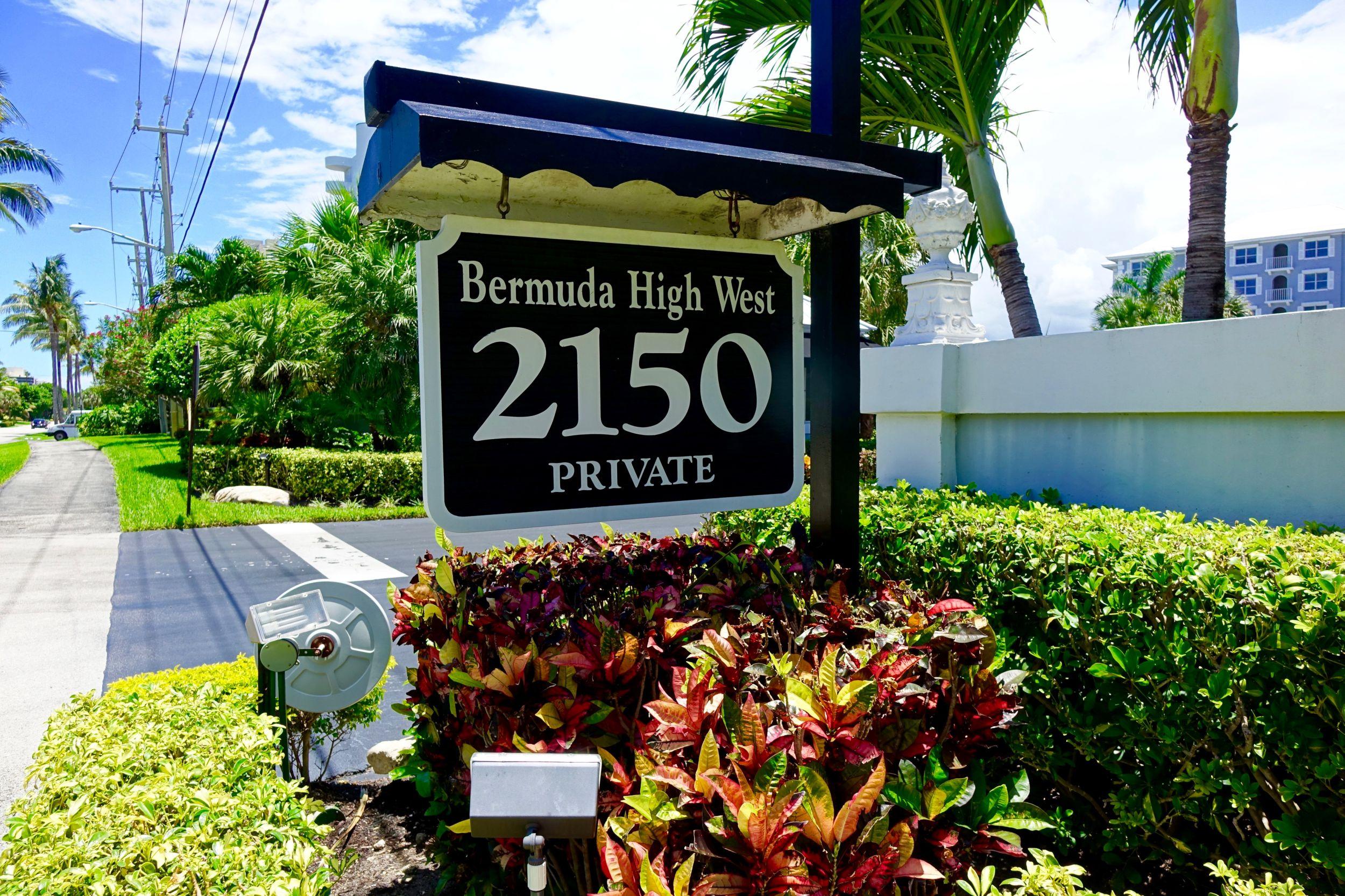 bermuda high condos