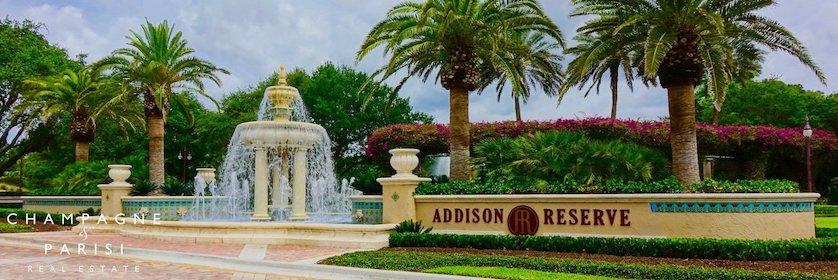 Addison Reserve