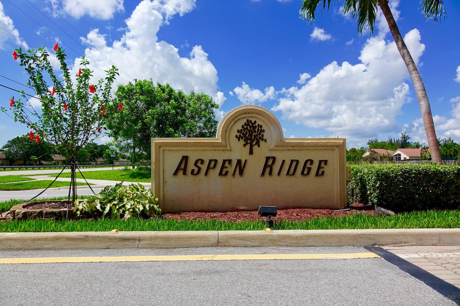 aspen ridge homes for sale