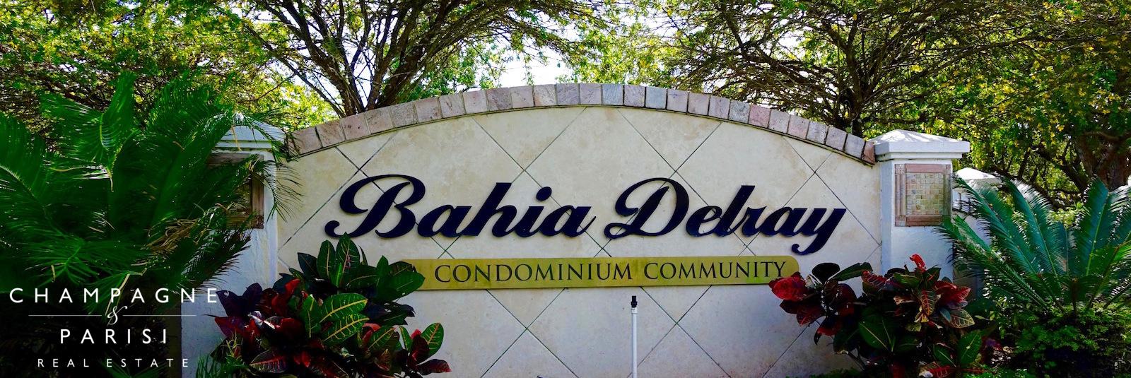 bahia delray entrance