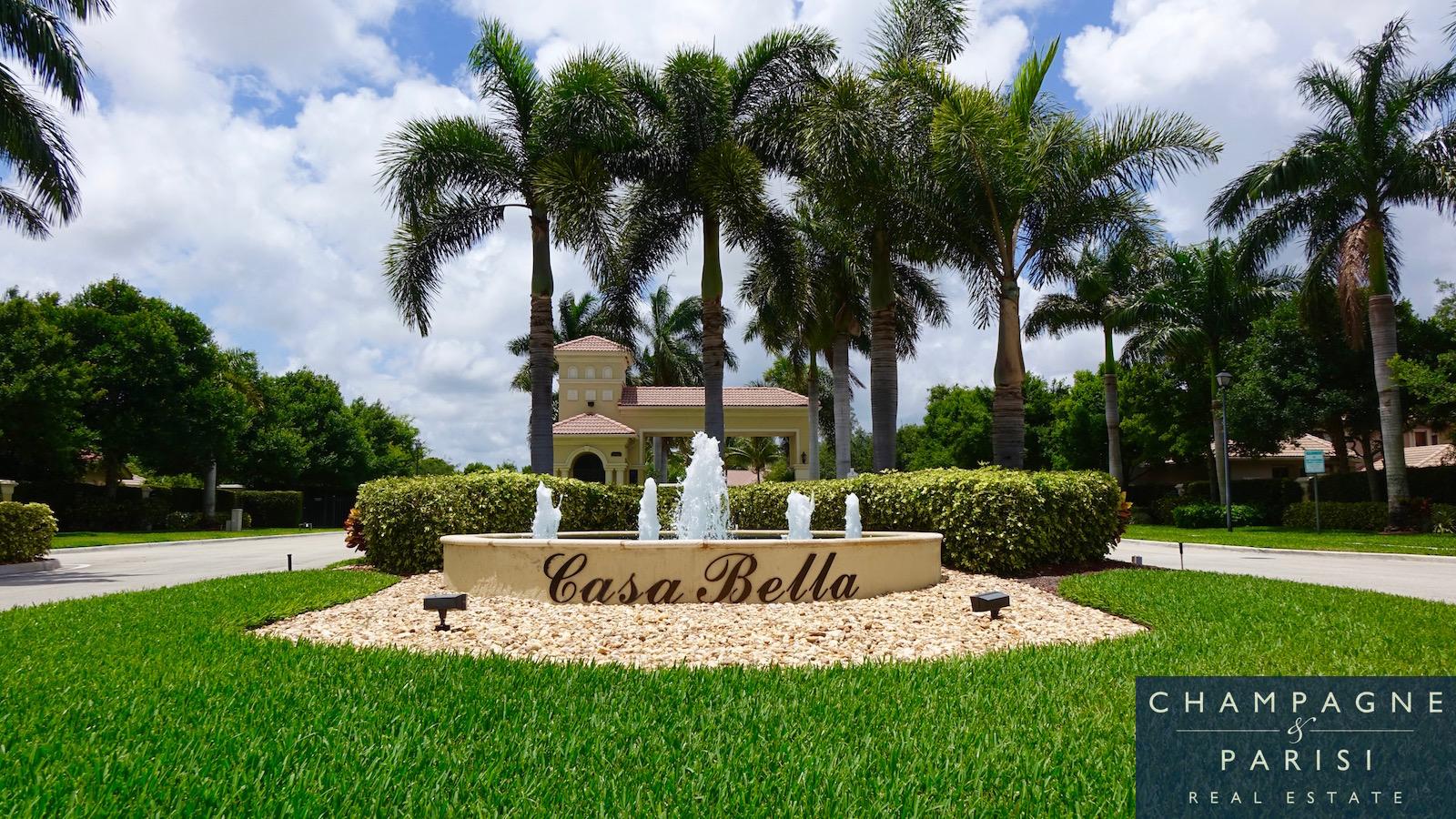 casa bella delray entrance