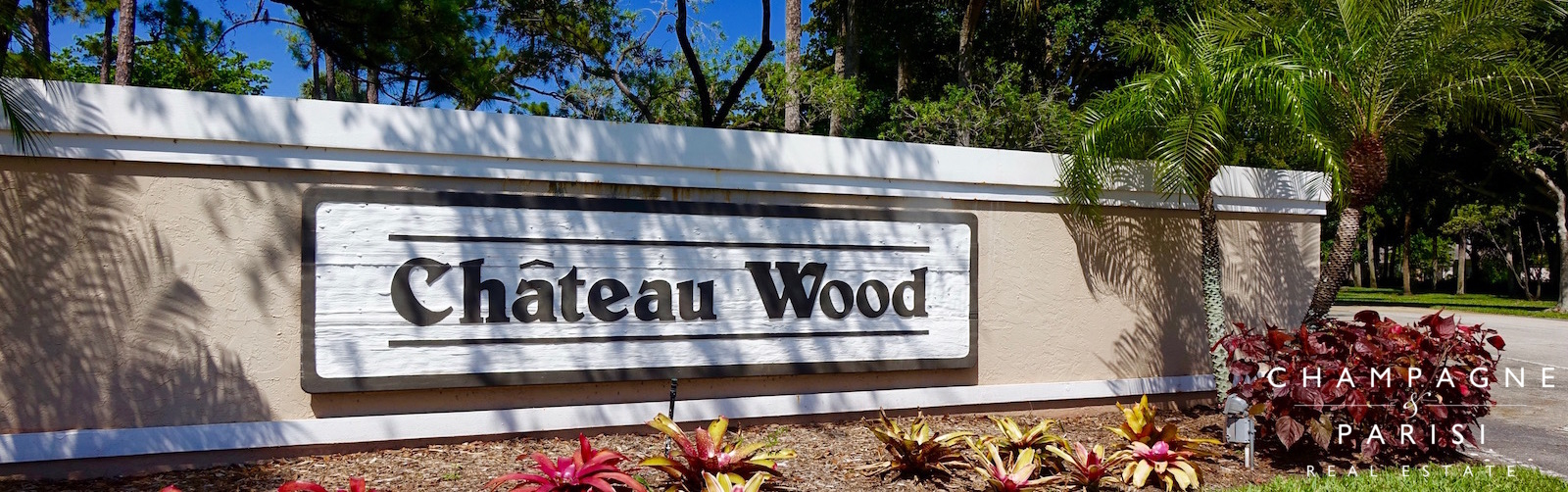 chateau wood townhomes for sale