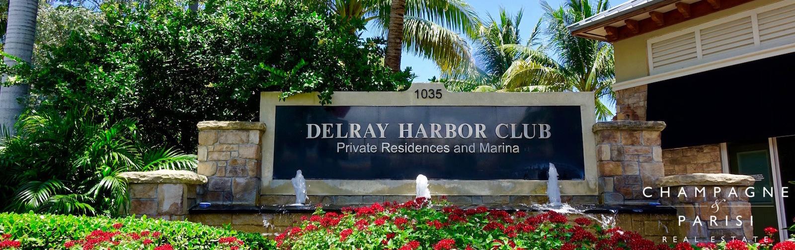 delray harbor club condos