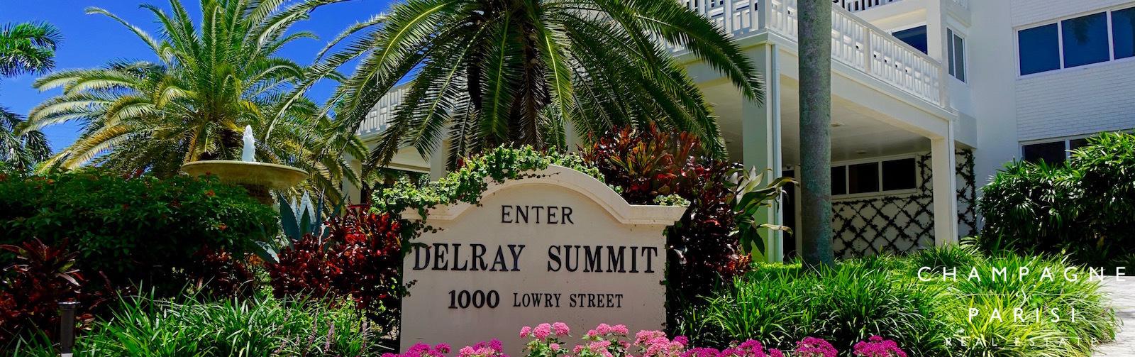 delray summit condos