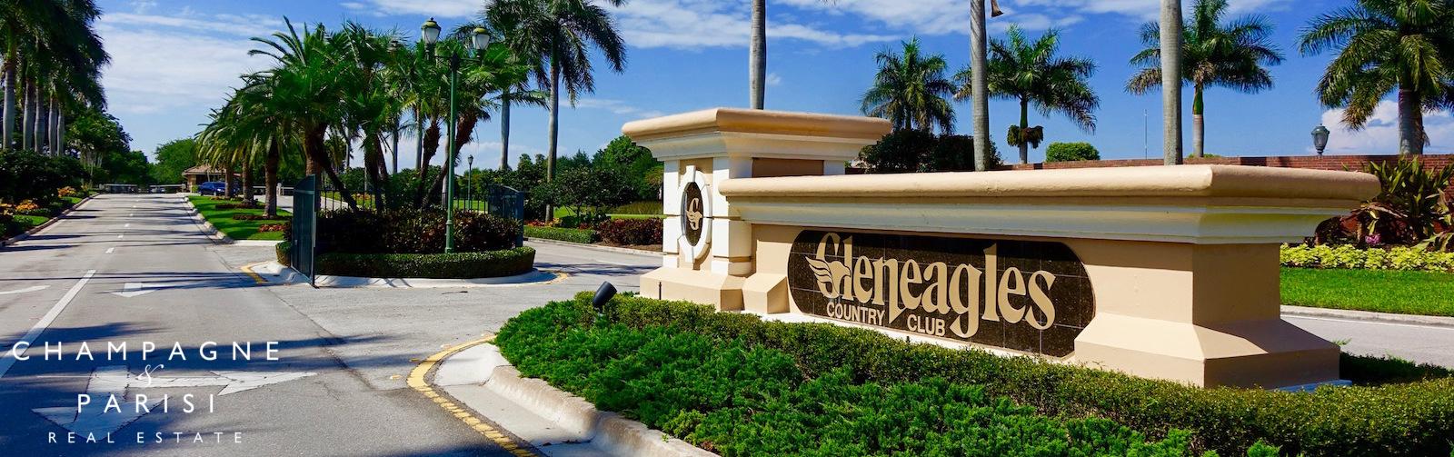 gleneagles homes for sale   delray beach