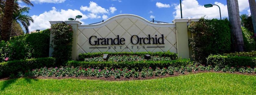 Grande Orchid Delray Beach