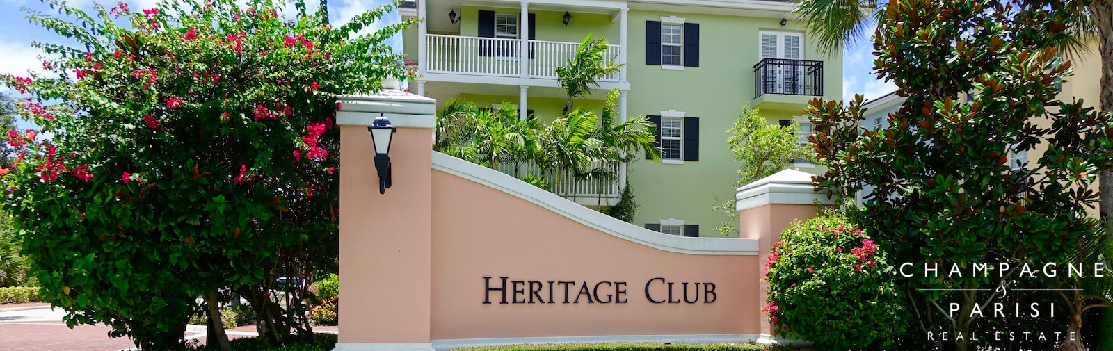 heritage club townhomes | delray beach
