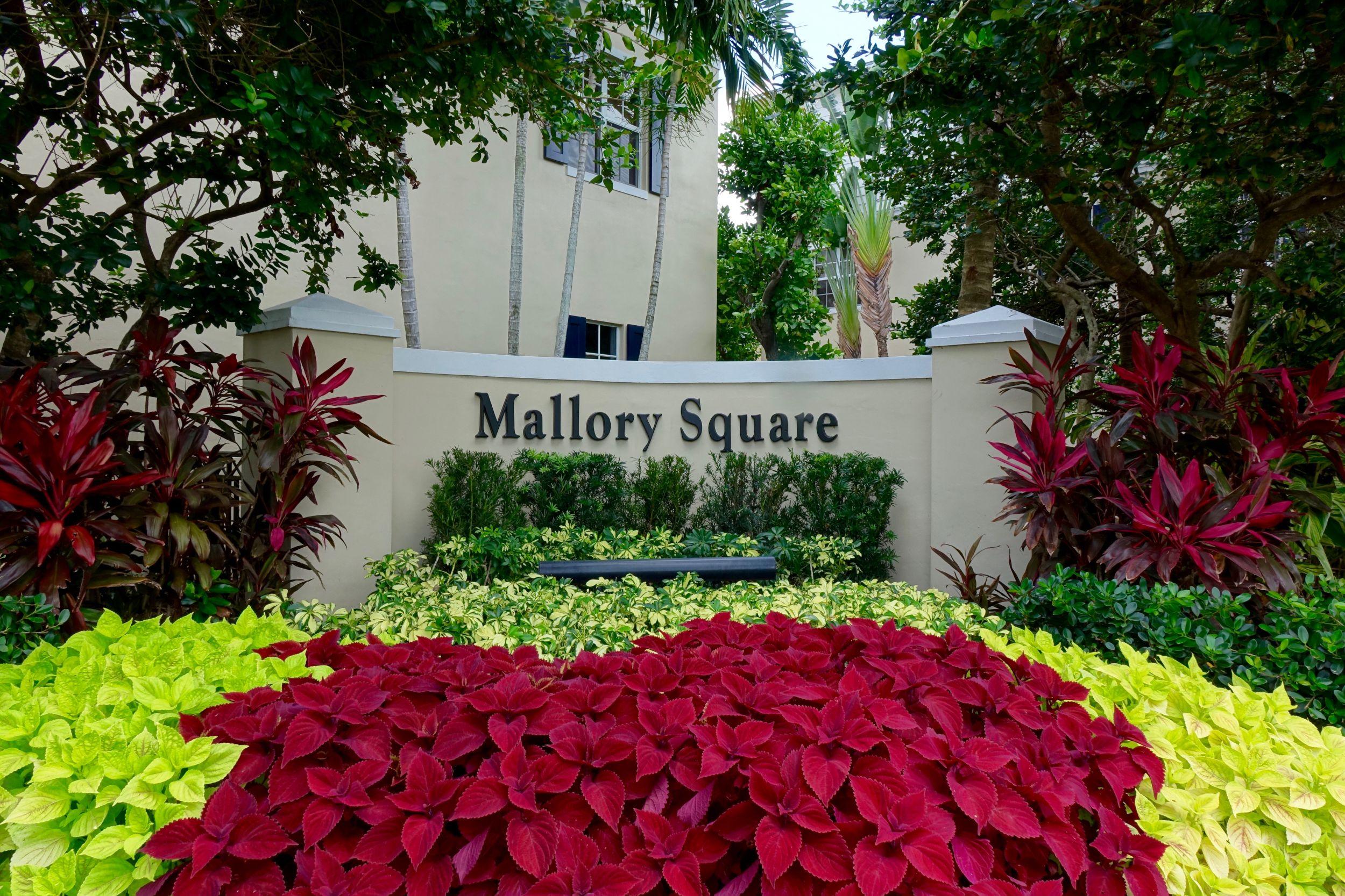 mallory square townhomes | delray beach