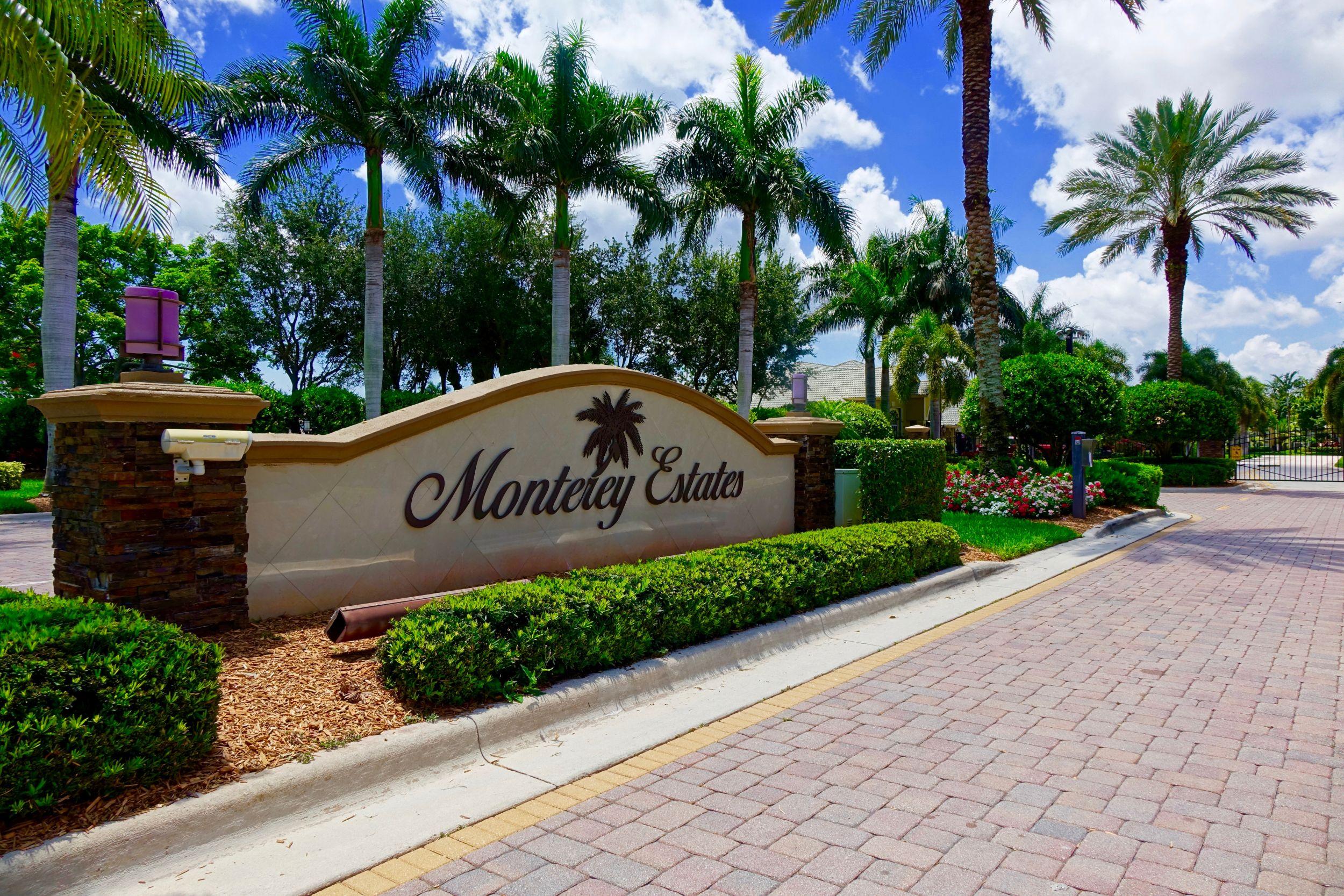 monterey estates | delray beach