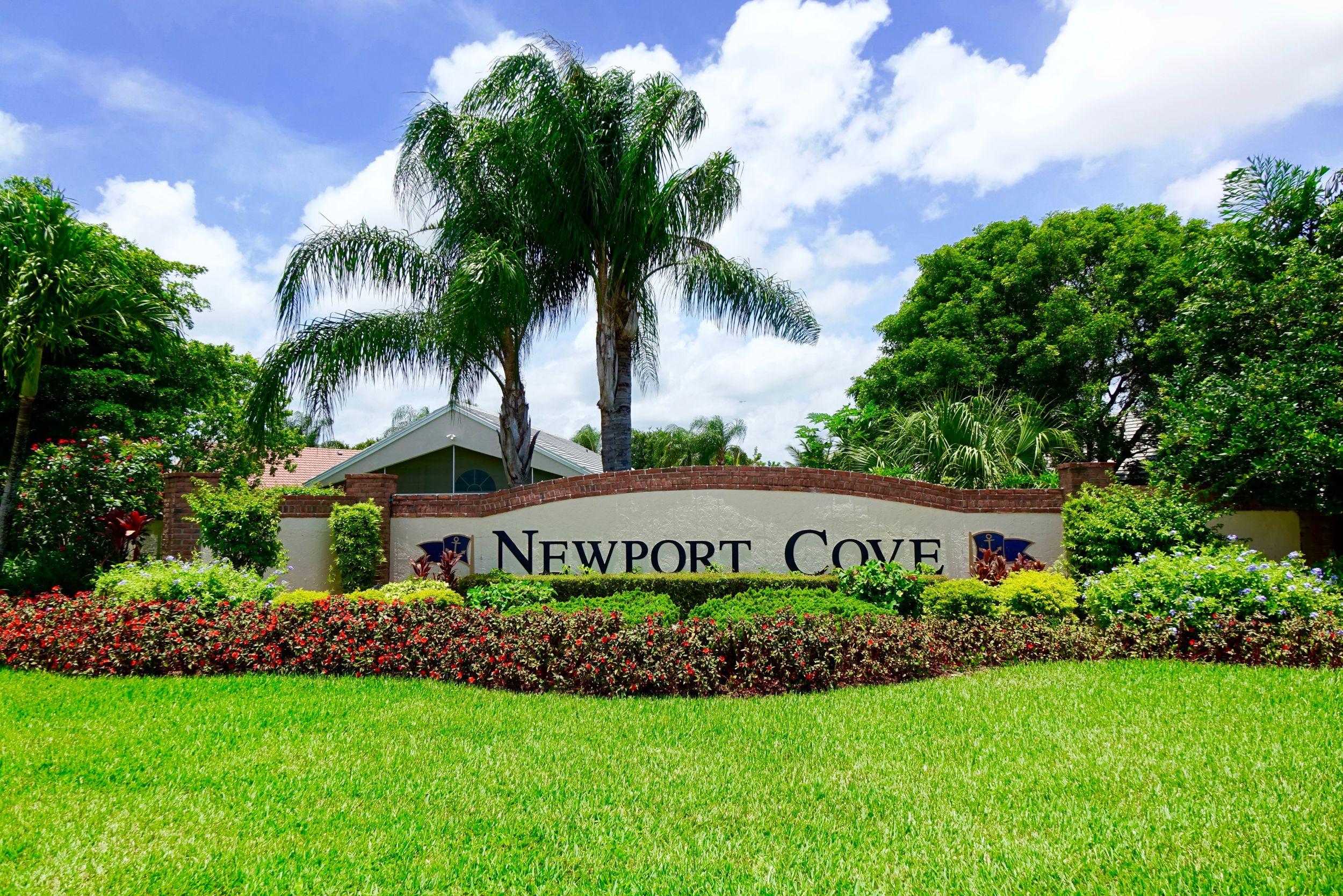 newport cove | delray beach