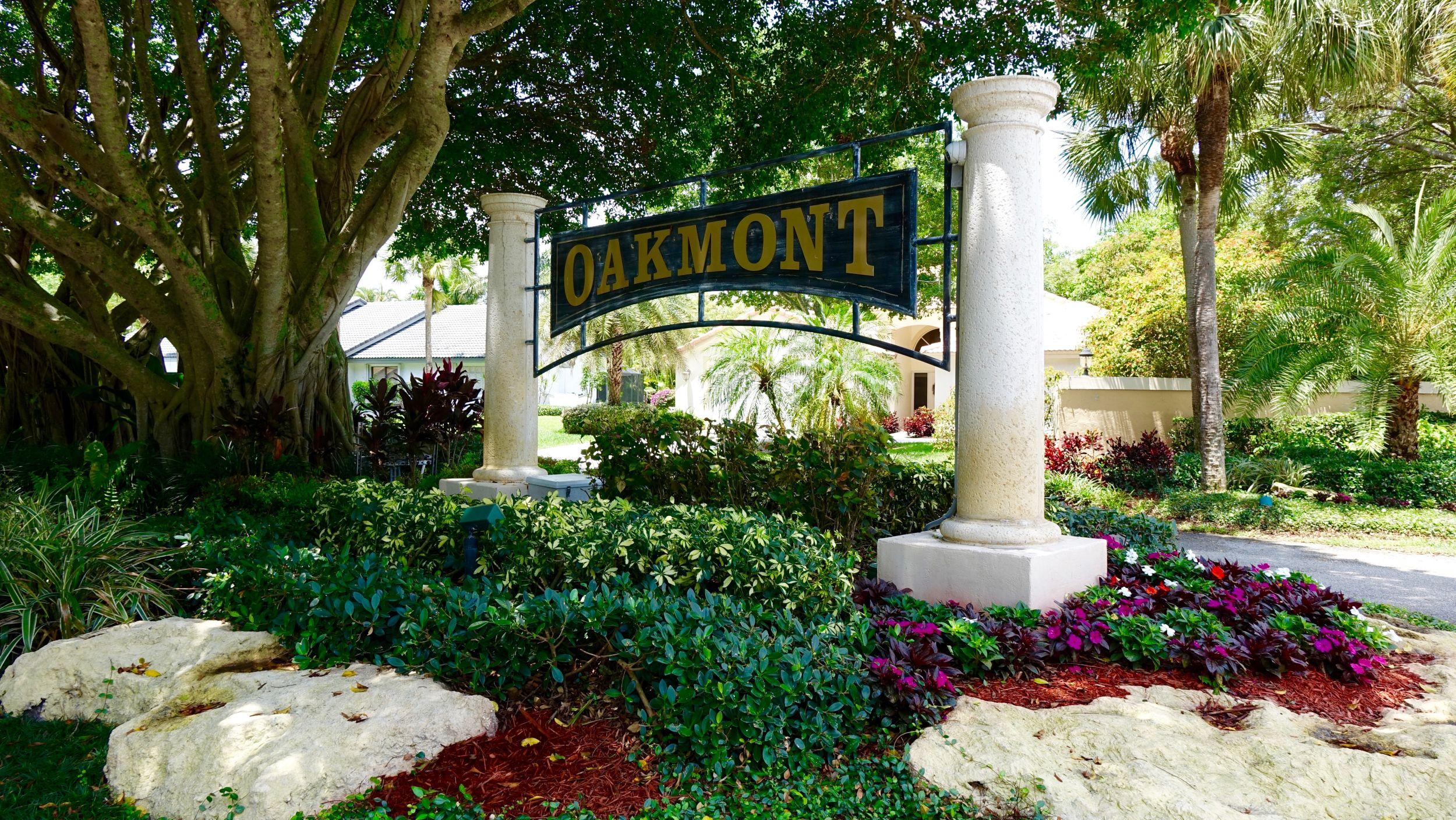 oakmont homes for sale   delray beach