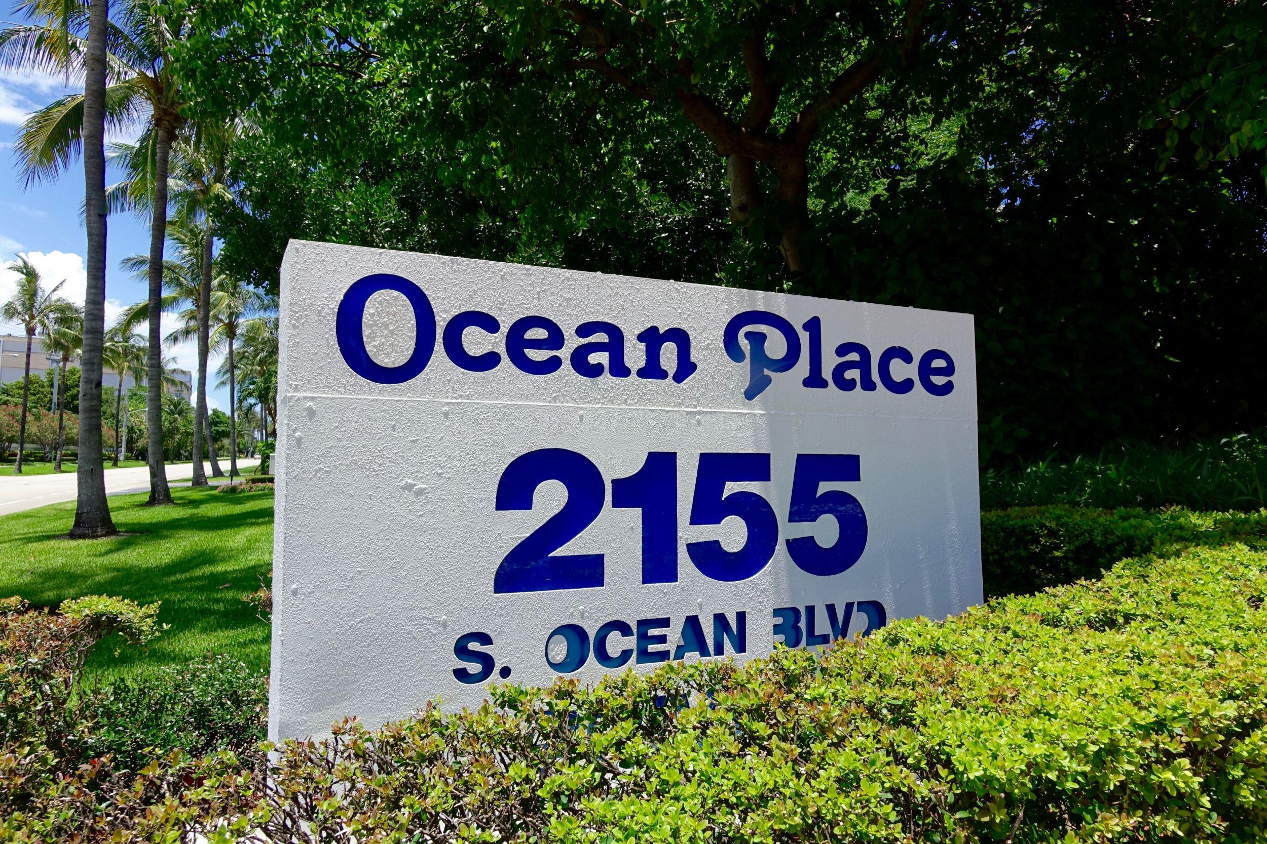 ocean place condos | delray beach