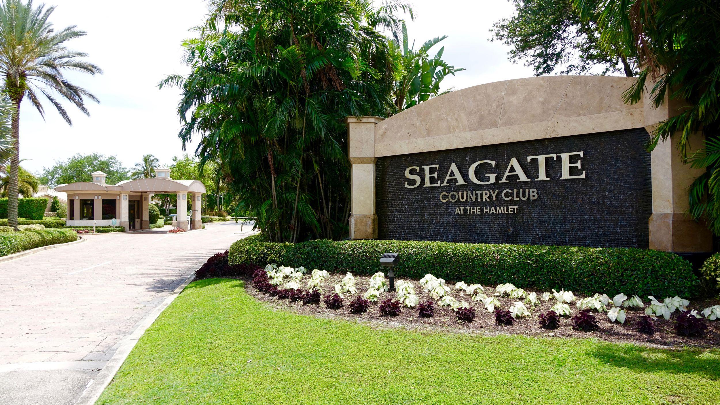 seagate country club   delray beach