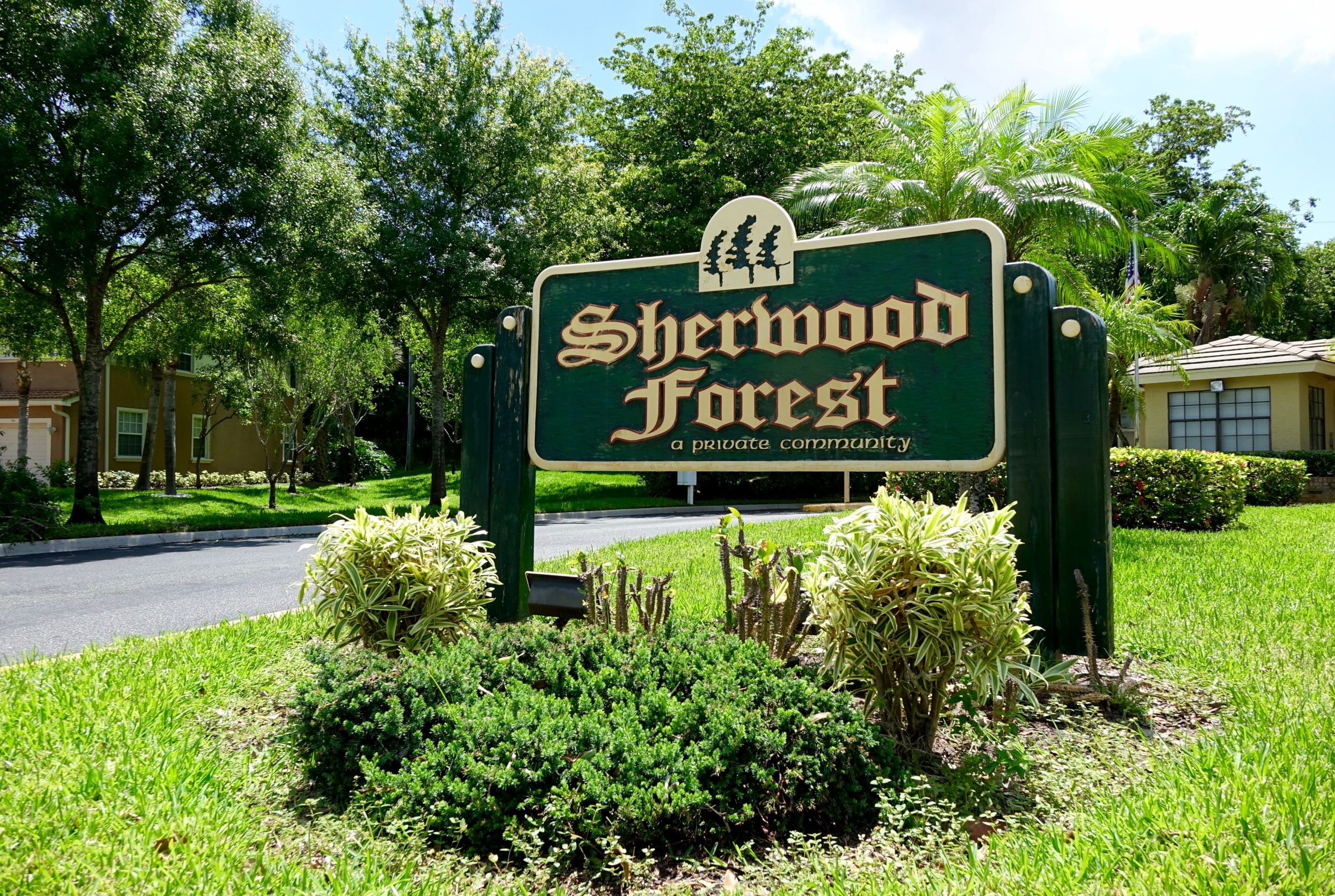 Sherwood Forest Homes   Delray Beach