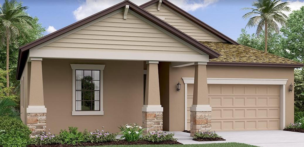 New Construction Communities in Land O Lakes Florida