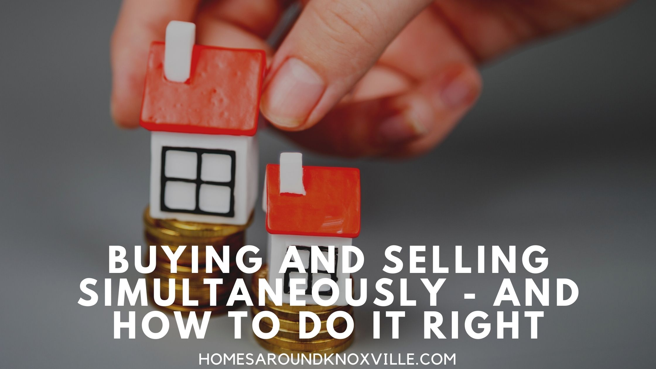 Buying and Selling Simultaneously - and How to Do it Right