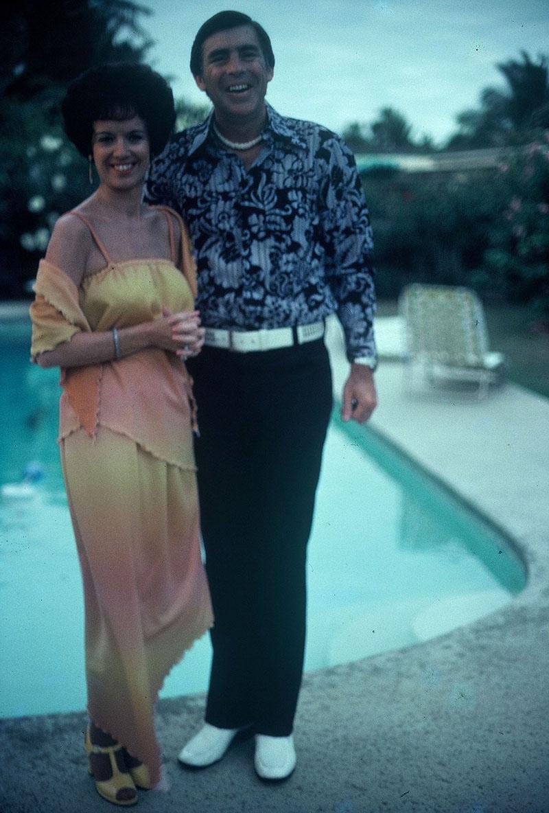 George & Mary Lou Pool