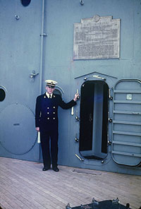 Midshipman George