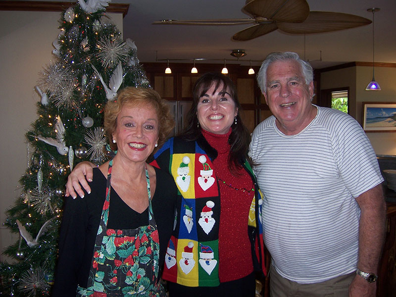 George, Mary Lou, Tracey 2