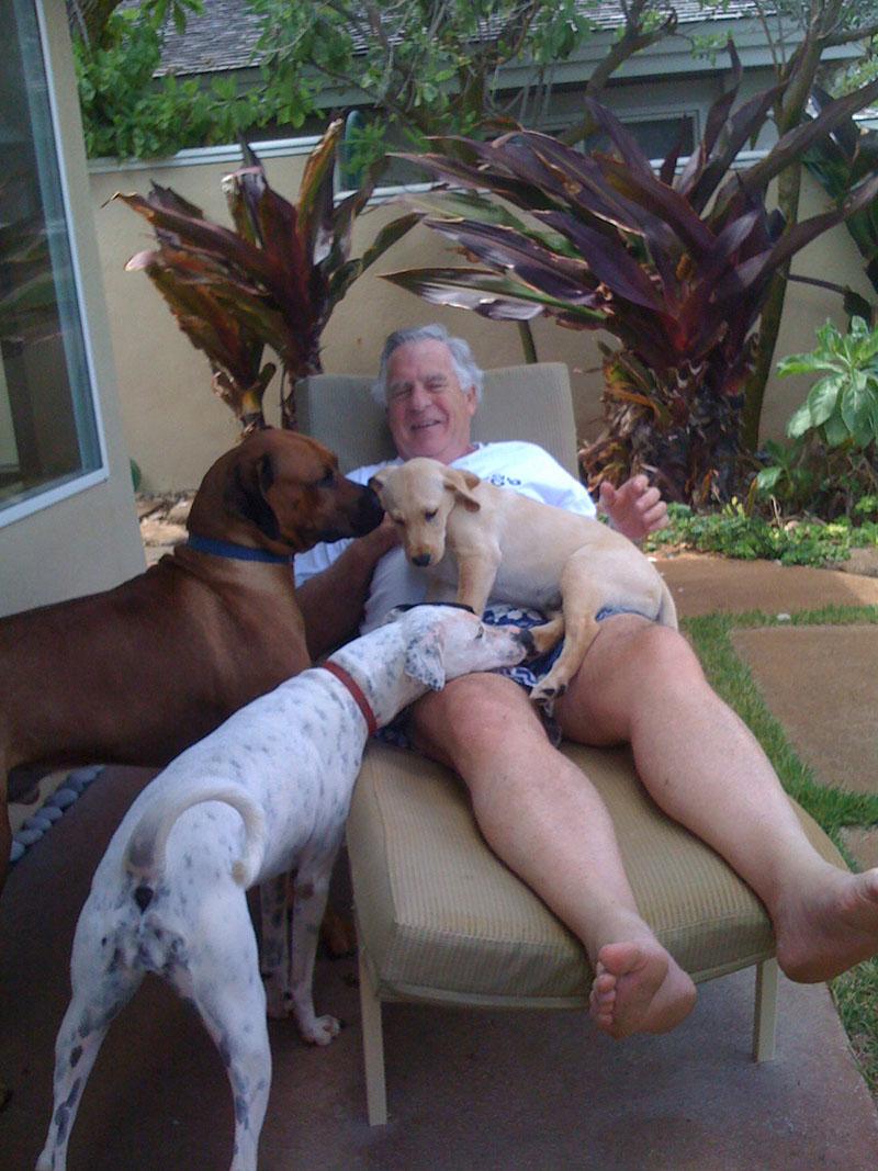 George & Buddy