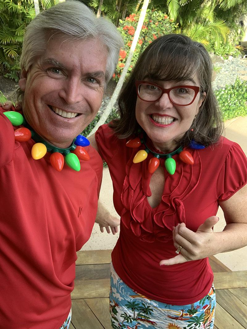 Tim & Tracey Hooch