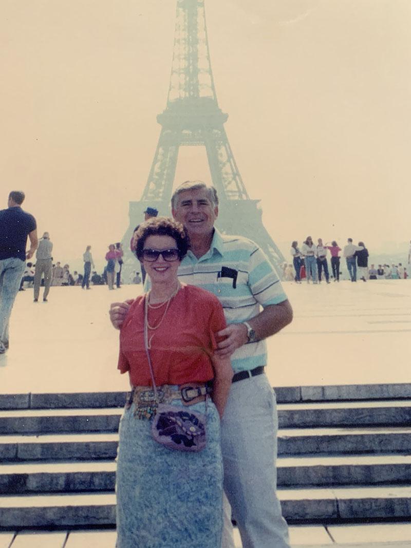 George & Mary Lou Paris