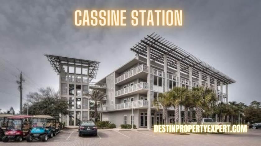 Cassine Station condos for sale 30a