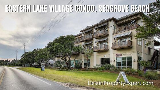 Eastern Lake Village condos for sale Seagrove Beach