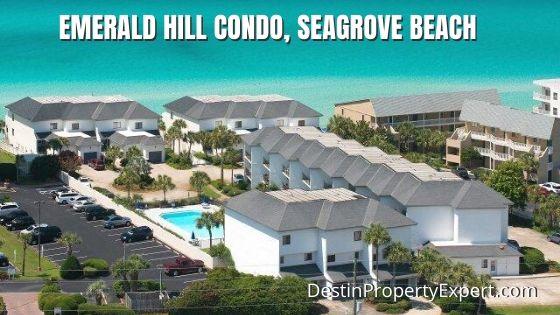 Emerald Hill condo for sale 30a
