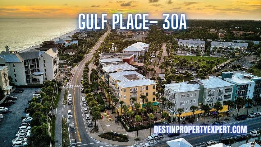 Gulf Place condos for sale on 30a