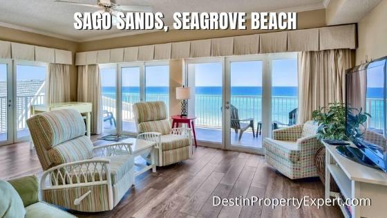 Sago Sands condos for sale Seagrove Beach 30a