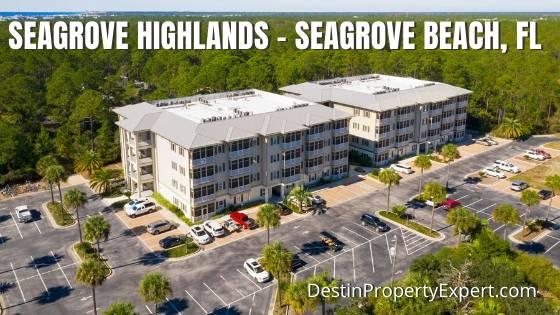 Seagrove Highlands condos for sale 30a