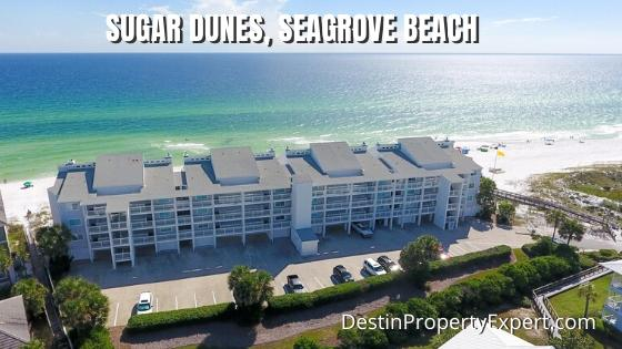 Sugar Dunes condos for sale Seagrove Beach
