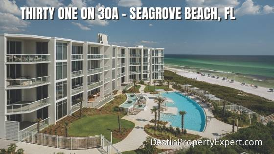 Thirty one on 30a condos for sale - Seagrove Beach, fl