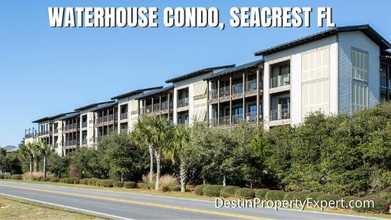 Waterhouse condos for sale in Seacrest Beach Florida