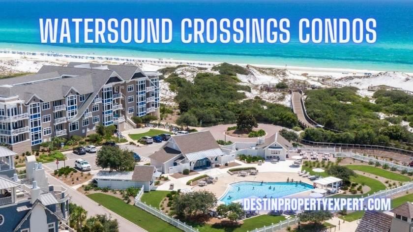 Watersound Beach Crossings condo