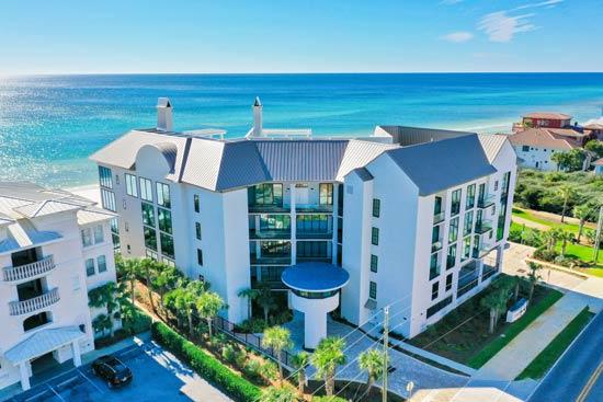 Costa Blanca condo on 30a in Santa Rosa Beach FL