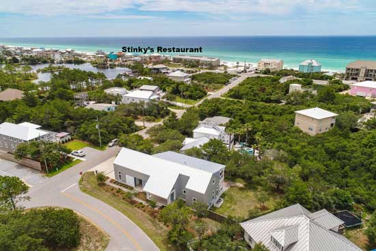 Beach Highlands vacant land for sale 30a in Santa Rosa Beach Florida