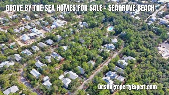 Grove by the sea homes all 30a Florida