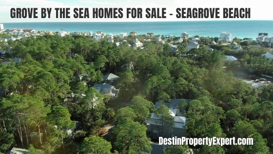 Grove by the Sea homes for sale in Seagrove Beach