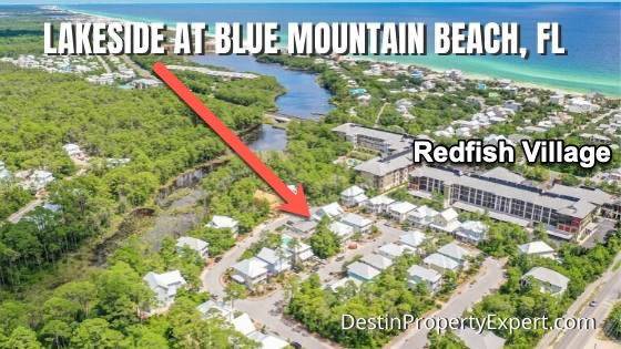 Lakeside at Blue Mountain Beach homes for sale – 30a