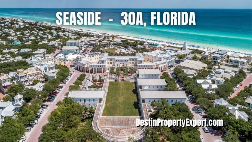 Seaside Florida homes for sale 30a