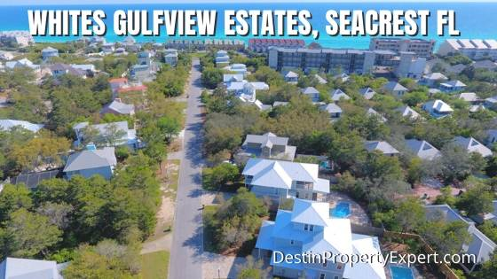 Whites Gulfview Estates homes for sale – Seacrest FL