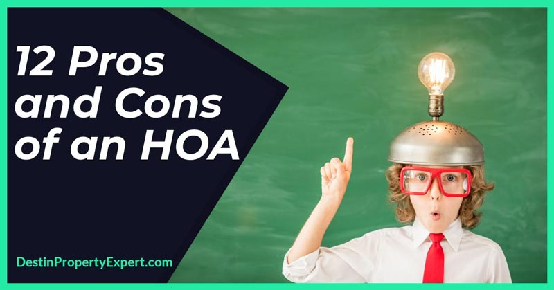 12 pros and cons of buying a home in an HOA